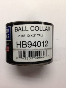 "B&W Ball Collar - 2.188 ID x 2"" Tall - BWH HB94012"