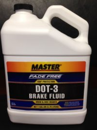 DOT-3 Brake Fluid - 1 gal - SYL FH128