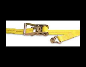 "Ratchet Strap - 2""x30' w/ Wire Hooks - KIN 512784"