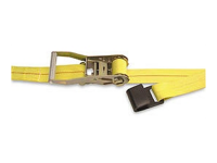 "Ratchet Strap - 2""x30' w/ Flat Hook - KIN 573020"