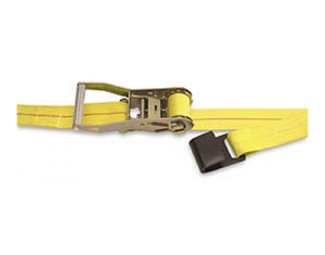 "Ratchet Strap - 2""x30' w/ Flat Hook - KIN 573020"