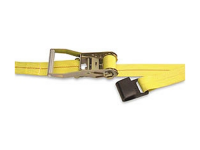 "Ratchet Strap - 2""x35' w/ Flat Hook - KIN 573520"
