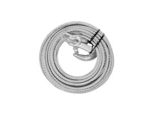 """Cable w/ Hook - 7/32"""" x 50' - FUL WC7500100"""