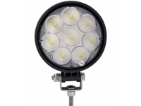 "LED Work Light - Flood Beam - 4.5"" Round - OPT TLL-45FB"