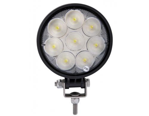 "LED Work Light - Flood Beam - 4.5"" Round - OPT TLL-45FB"