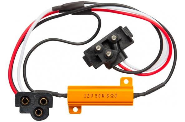 LED Resistor - 6 OHM / 50 W - OPT ALEDRST2B (each)
