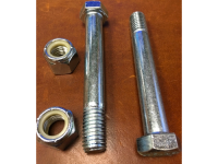 """Bolt & Nut Kit - 5/8"""" x 4-1/2"""" GR 8 - BPC B9020"""