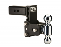 "Model 8 Black - Tow & Stow - 14.5K / 2.5"" Tube - TS20037B"