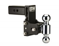 "Model 10 Black - Tow & Stow - 14.5K / 2.5"" Tube - TS20040B"
