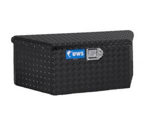 Low Pro Tongue Box - Black Alum - UWS - TBV-34-LP-BLK
