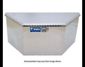 Low Pro Tongue Box - Bright Alum - UWS - TBV-34-LP