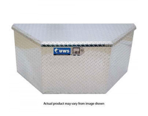 Tongue Box - Bright Alum - UWS - TBV-34
