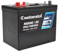 Battery - Marine Deep Cycle 12V - MIS TM-24