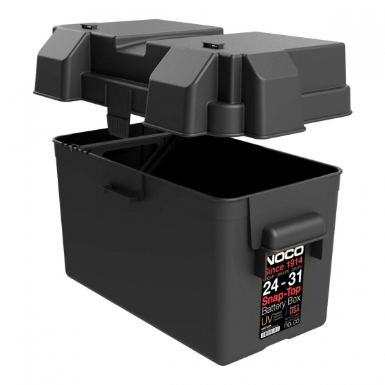 Battery Box - Group 24-31 - NOC HM318BKS