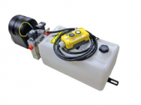 Rugby - Double Acting Pump / Motor / Reservoir - RUG 1656783