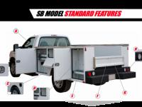 CM Service Body - CMB SB Model