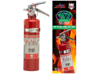 Fire Extinguisher - 2.5# - 13415D