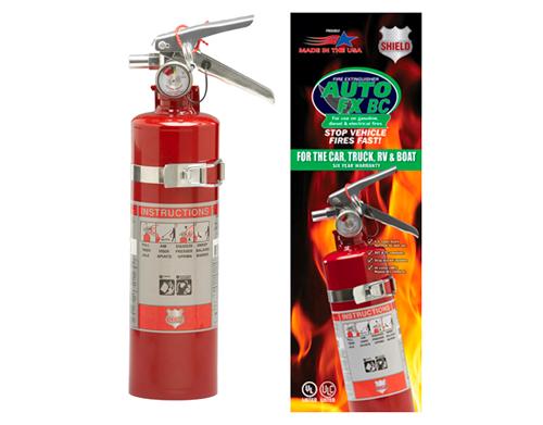 Fire Extinguisher - 2.5# - 13415D