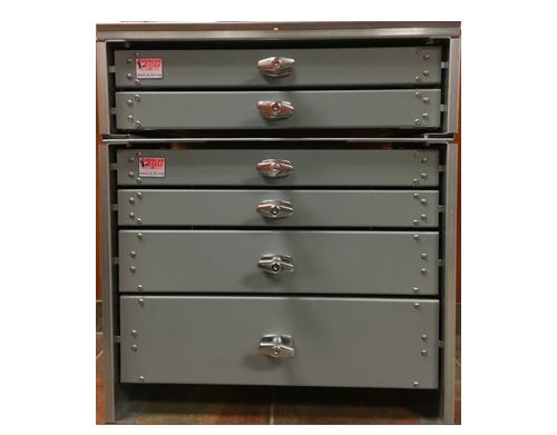 CMB Toolbox for TM Front Boxes - CMB 9471758 (Bottom Box) / CMB 9471761 (Top Box)