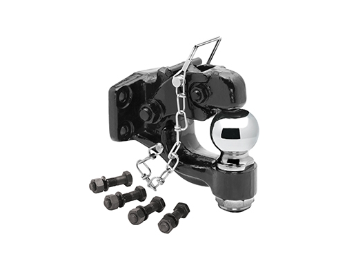 Pintle Combination Hitch - 63012