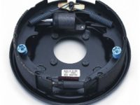 """10"""" Hydraulic Left Brake Assembly - K23-312-00"""