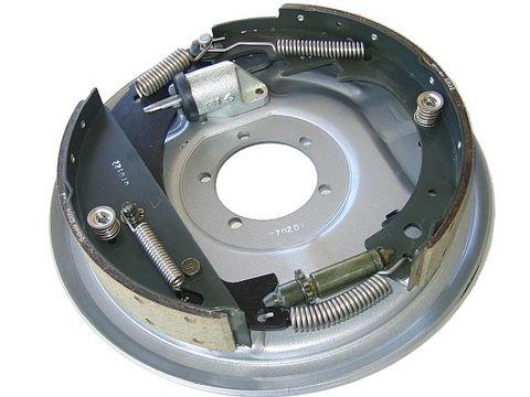 "12"" Hydraulic Right Free Backing Brake Assembly - K23-343-01"
