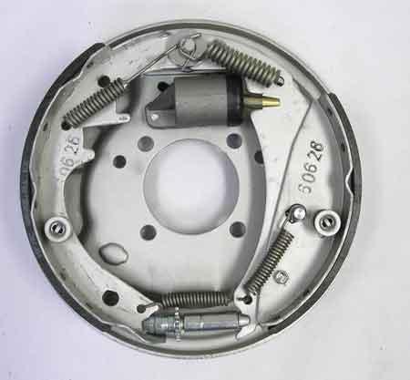 "10"" Hydraulic Right Free Backing Brake Assembly - K23-345-01"