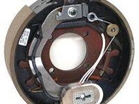 "12-1/4"" Electric Left Brake Assembly - K23-434-00"