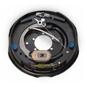 """12"""" Electric Nev-R-Adjust Left Brake Assembly - K23-464-00"""