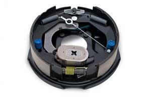 """10"""" Electric Nev-R-Adjust Left Brake Assembly - K23-468-00"""