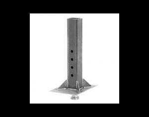 Gooseneck to King Pin Adapter - 0289650300