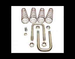 Safety Chain U-Bolt Kit - 1900-2-1600