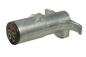 4-way Round Plug - 11402
