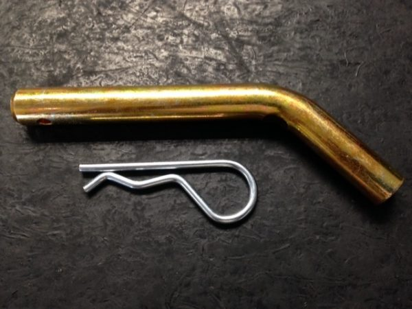 5/8'' Hitch Pin w/ Hair Pin - 3-1/2''