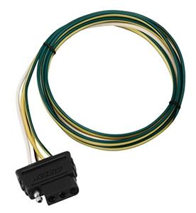 4-way Car End Plug - 2301