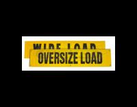 Wide Load Banner - 9126