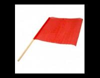 Heavy Duty Mesh Flag on Dowel - 9121