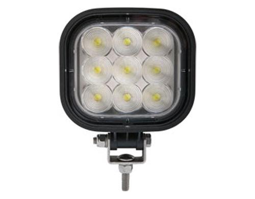 "LED - Work Light - Flood Beam - 4.5"" x 5"" - OPT TLL-46FB"