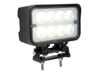 "LED - Work Light - Flood Beam - 4.5"" x 7"" - OPT TLL-57FB"