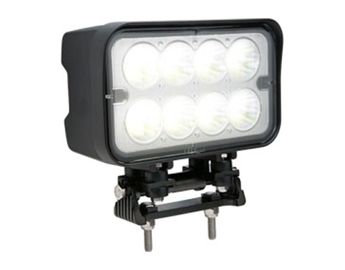 "LED - Work Light - Flood Beam - 4.5"" x 7"" - OPT TLL-57FB"