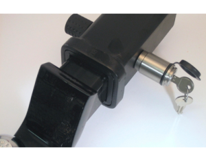 "5/8"" Key Receiver Lock - Stainless - CTJ RH3-SS"