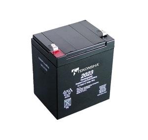 12 Volt 5 Amp/Hr Sealed Lead Acid Battery - RES 1023