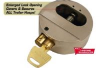 Door Lock - Internal Shackle - THPXL