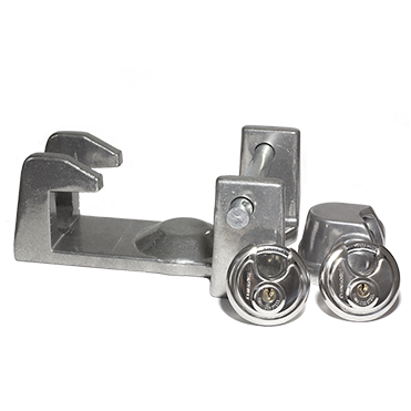 RAM - Gooseneck Lock Set