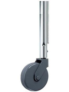 Rack / Gear Jack w/ caster wheel