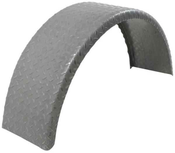 Single Axle Treadplate Fender