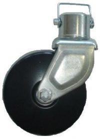 Steel Caster Wheel