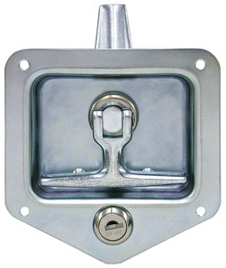 T-Handle Latch - Folding Stainless Steel