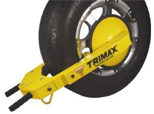 Wheel ''Boot'' Lock with Disc