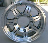 """16"""" Aluminum Wheel - WA166865"""